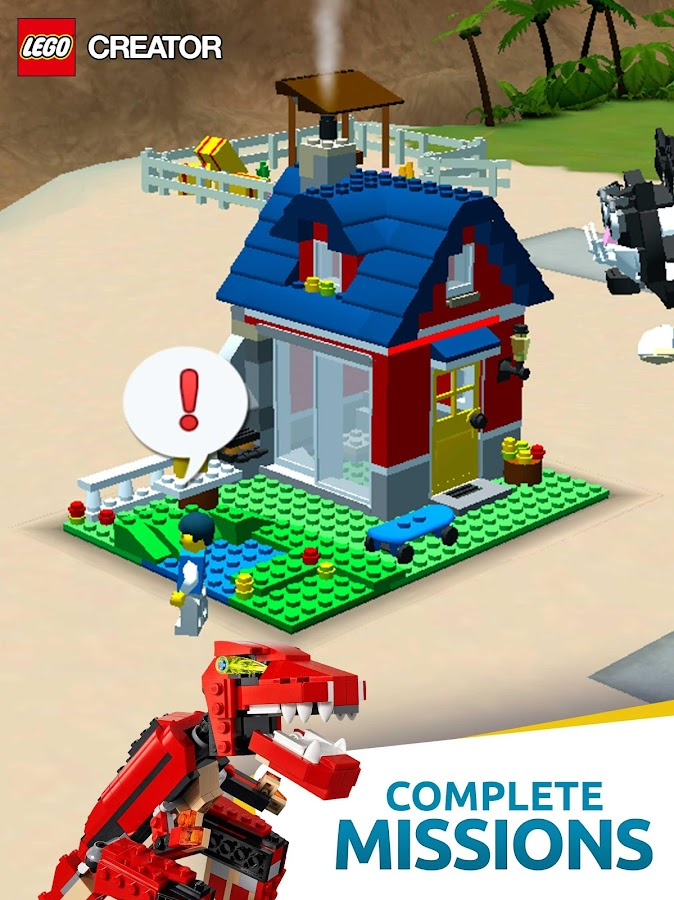 Lego Creator Islands Build Play Explore Android