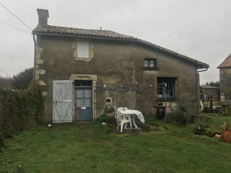 Vente ferme 4 pièces 74 m² à Brux (86510), 43 200 €