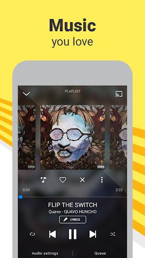 Deezer Music Player: Songs, Radio & Podcasts 6.0.3.44 screenshots 2