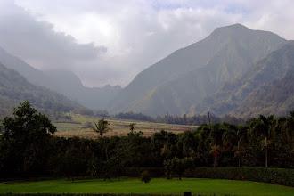 Photo: Waikapu Valley as seen from the Maui Tropical Plantation