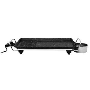 Grill electric de masa, non stick, 23 x 45 cm, 1300 W