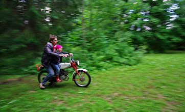 Photo: Panning for #InMotionThursday, curated by +Scott Thomas.