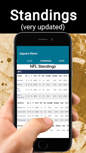 Football News from Jacksonville Jaguars 1.1.5 screenshots 4