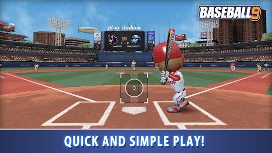 BASEBALL 9 1.2.6 (Mod)