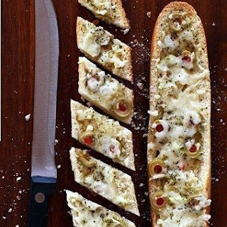 Cheesy Appetizer Loaf