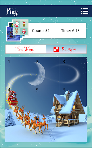 玩解謎App|圣诞拼图免費|APP試玩