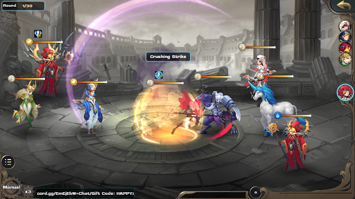 Fantasy Legend: War of Contract - screenshot