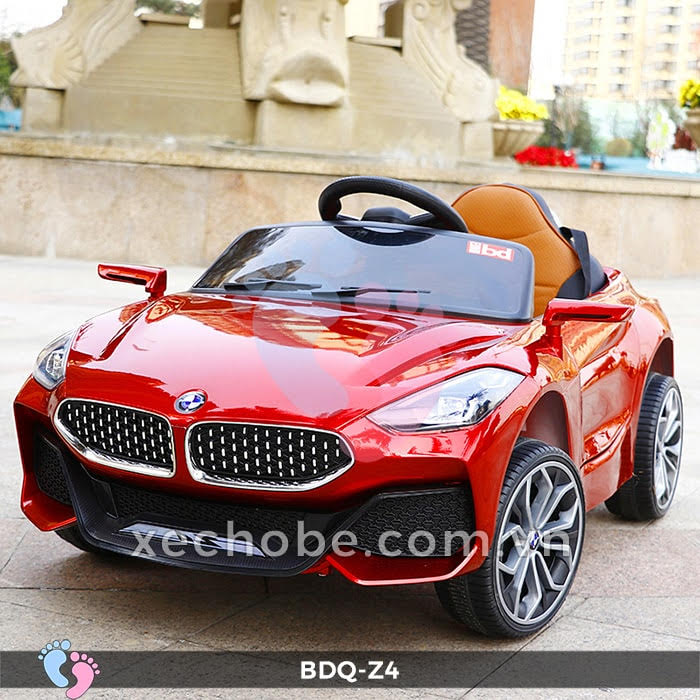 Xe ô tô điện cho bé BDQ-Z4 12