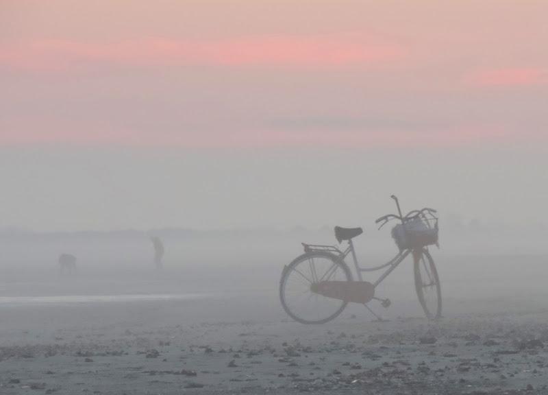 la bici del pescatore di renzo brazzolotto