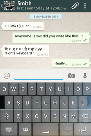 Fonts Keyboard - cool fonts 1 0 APK by Mob Tech Tools Details