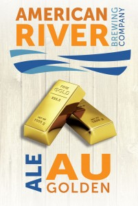 Logo of American River Au Golden Ale
