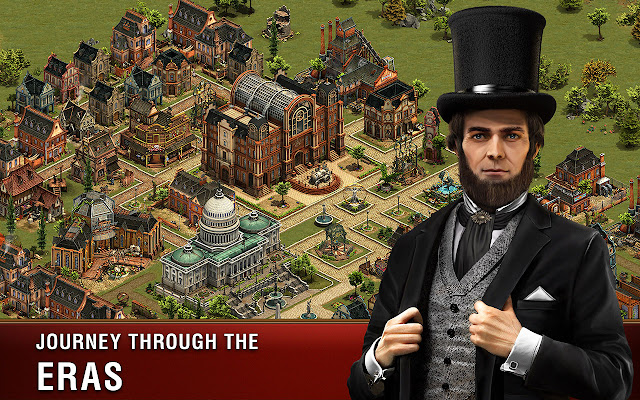 Forge of Empires - Chrome Web Store