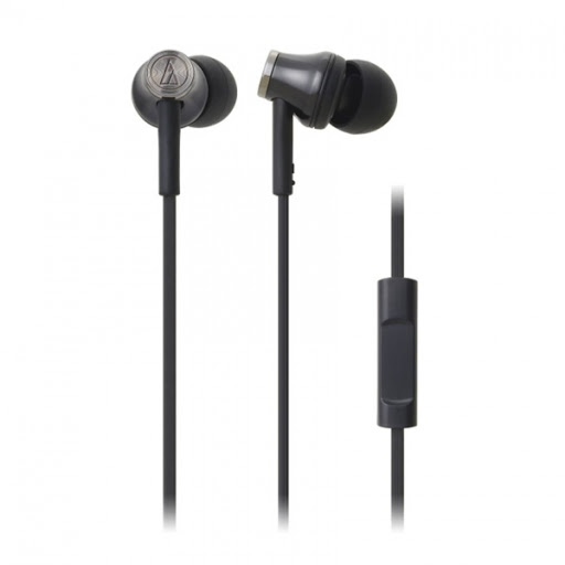 Tai nghe Audio-technica ATH-CK330is (Đen)