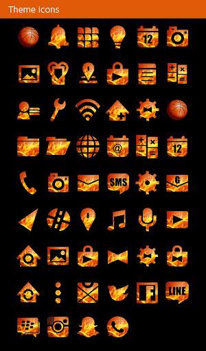 Fireball +HOME Theme 1.0.0 Windows u7528 4