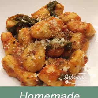 Homemade Gnocchi Recipe Like Mom Makes.