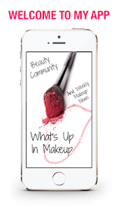 What's Up in Makeup screenshot 0