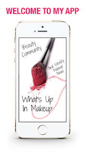 What's Up in Makeup- スクリーンショットのサムネイル