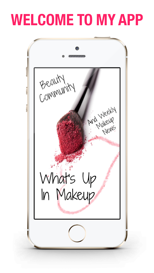 What's Up in Makeup- スクリーンショット