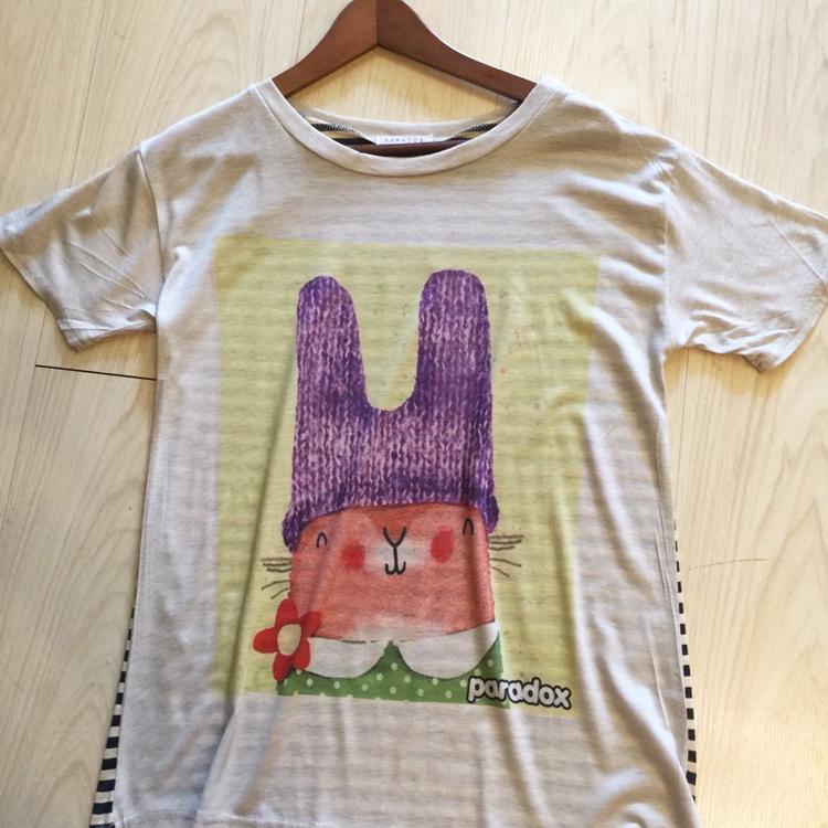 Rabbit in a Purple hat by Le Tea Boutique