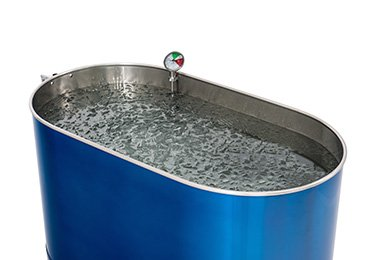 Whitehall Whirlpools can help PTs and Athletic Trainers administer Hot or Cold Baths for patients.