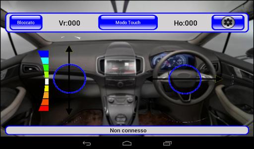 IRacer & Arduino BT controller screenshot 13