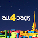 ALL4PACK Paris icon