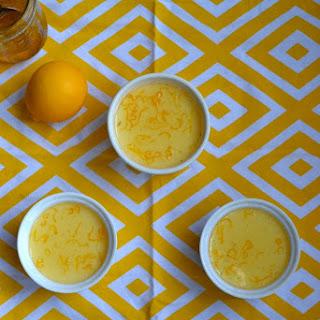 Meyer Lemon Panna Cotta.