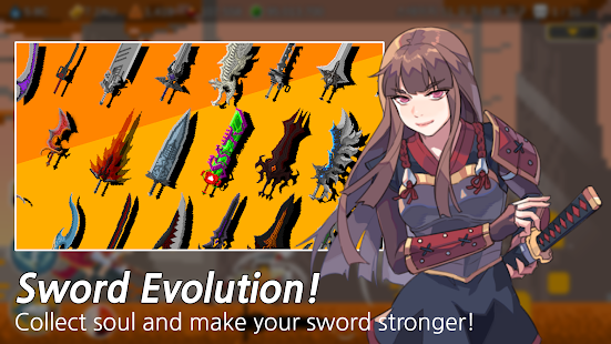 ApkMod1.Com Ego Sword: Idle Sword Clicker + (Mod Money) for Android Game Role Playing
