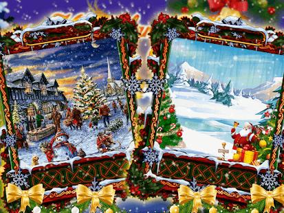 Wonderland_Santa_Hidden_Object - náhled