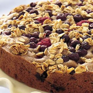 Whole Wheat Berry Coffee Cake Recipe