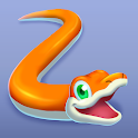 Snake Rivals - New Snake Games in 3D icon