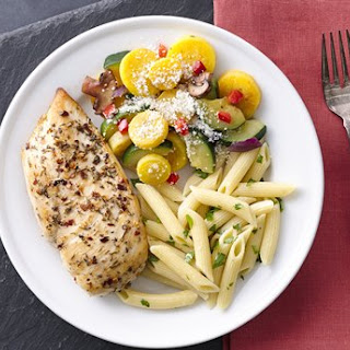 Italian Herbed Chicken.