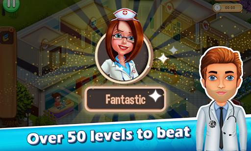 Code Triche Doctor Madness : Hospital Surgery & Operation Game APK MOD screenshots 6