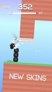 Square Bird MOD (Unlimited Gold Coins) 5