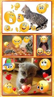 ??? Emoji na Fotky Nálepky - náhled