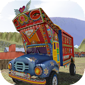 Cargo Truck Real CPEC Simulator – Asian Visit