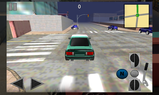 Street Racing Crew Rivals 3D