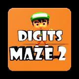 Digits Maze 2