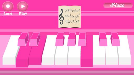 Pink Piano 1.1 screenshots 7