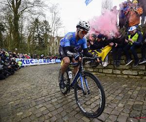 """J'ai perdu un bon ami"", Wout Van Aert salue Michaël Goolaerts"
