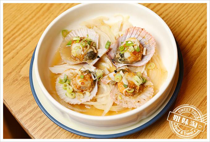 大手町日本料理小扇貝蒜蒸