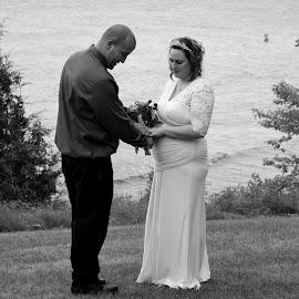 Summer Wedding by Kasha Newsom - Wedding Reception ( wisconsin, wedding reception, castlerock, wedding photography, summer wedding )