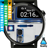 Rbot - Watch Face