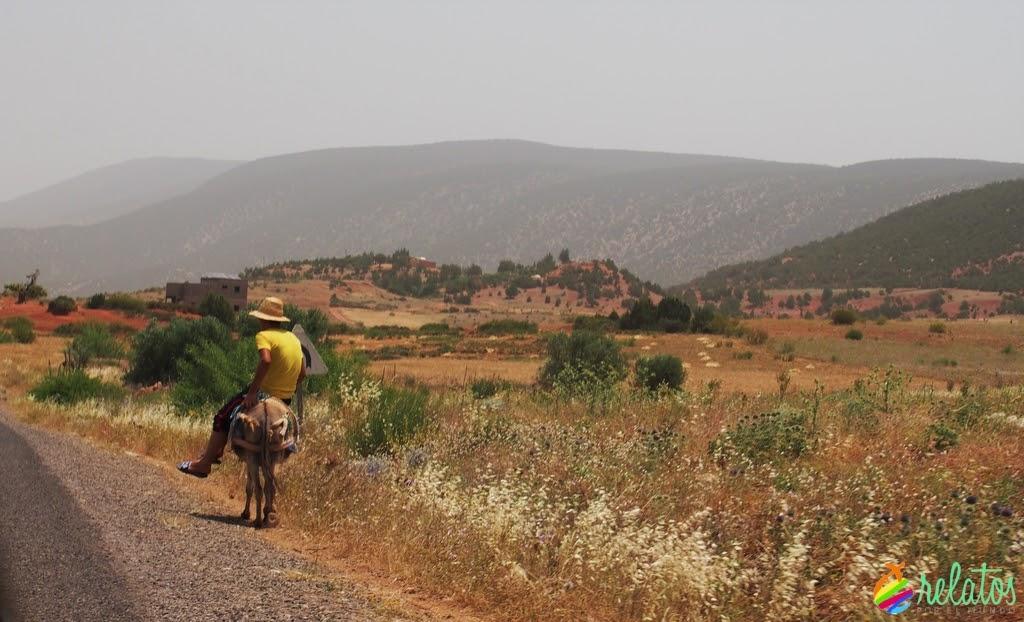 Ruta a Ouzoud