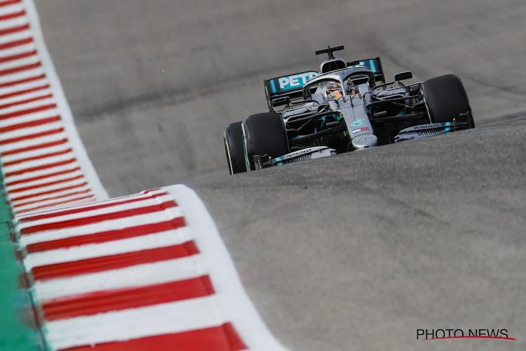 Lewis Hamilton en Max Verstappen zetten eerste trainingen naar hun hand in de VS