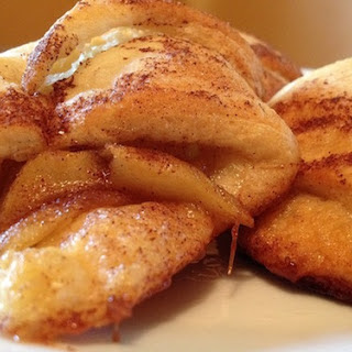 Apple Crescent Rolls.