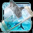 3D Roar Angry Shark Launcher APK