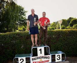 Photo: Eichhorst / Schiller, Männer mit Erfahrung holen sich Platz 1.