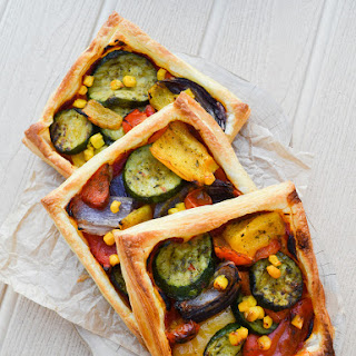 Mediterranean Tart Recipes