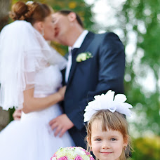 Wedding photographer Sveta Timofeeva (id35219918). Photo of 20.09.2015